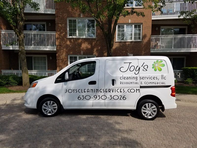 About Joy's Cleaning Services