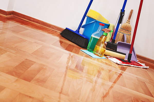 Floor Scrubbing And Polishing Joys Cleaning Services