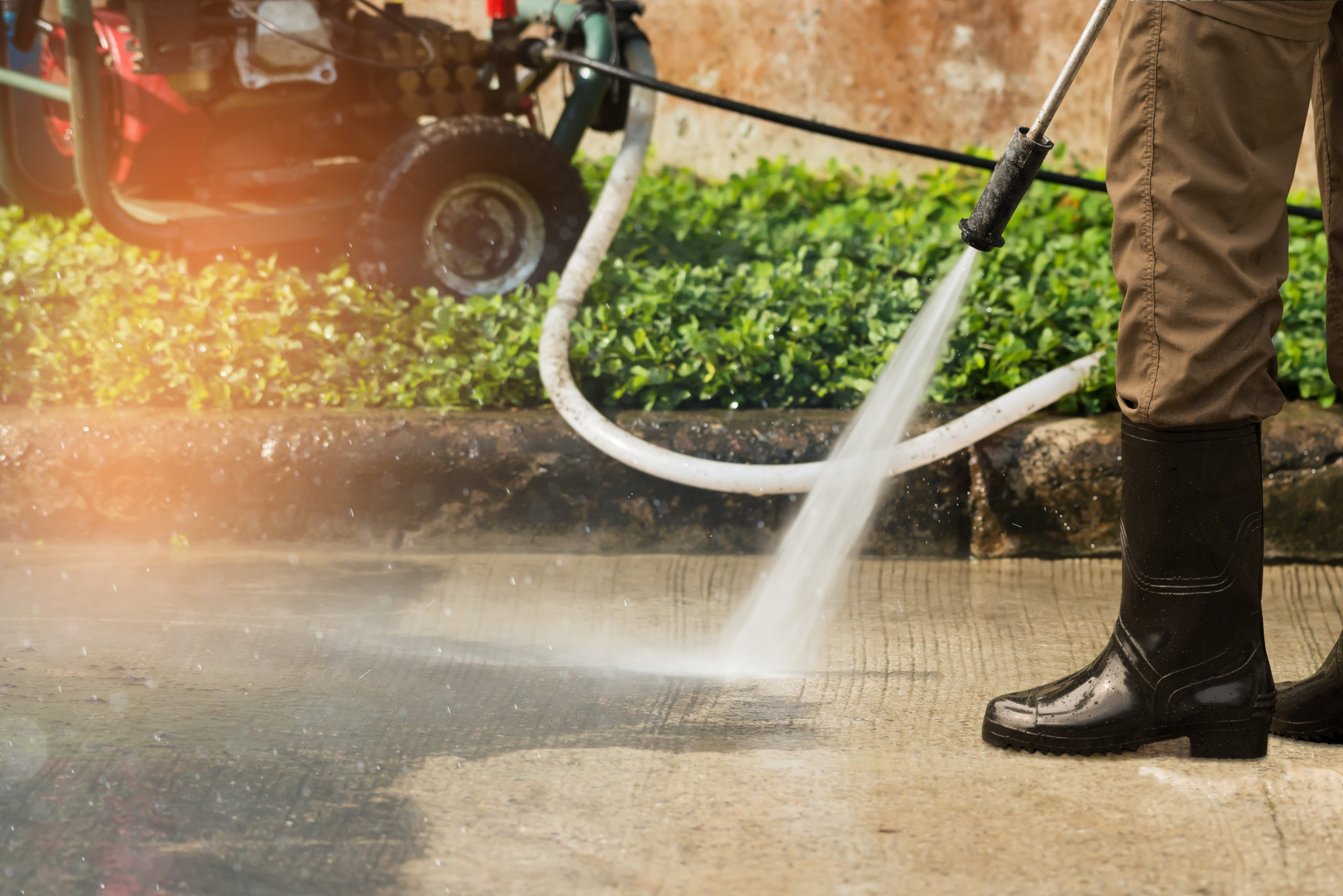 power washing services chicago illinois