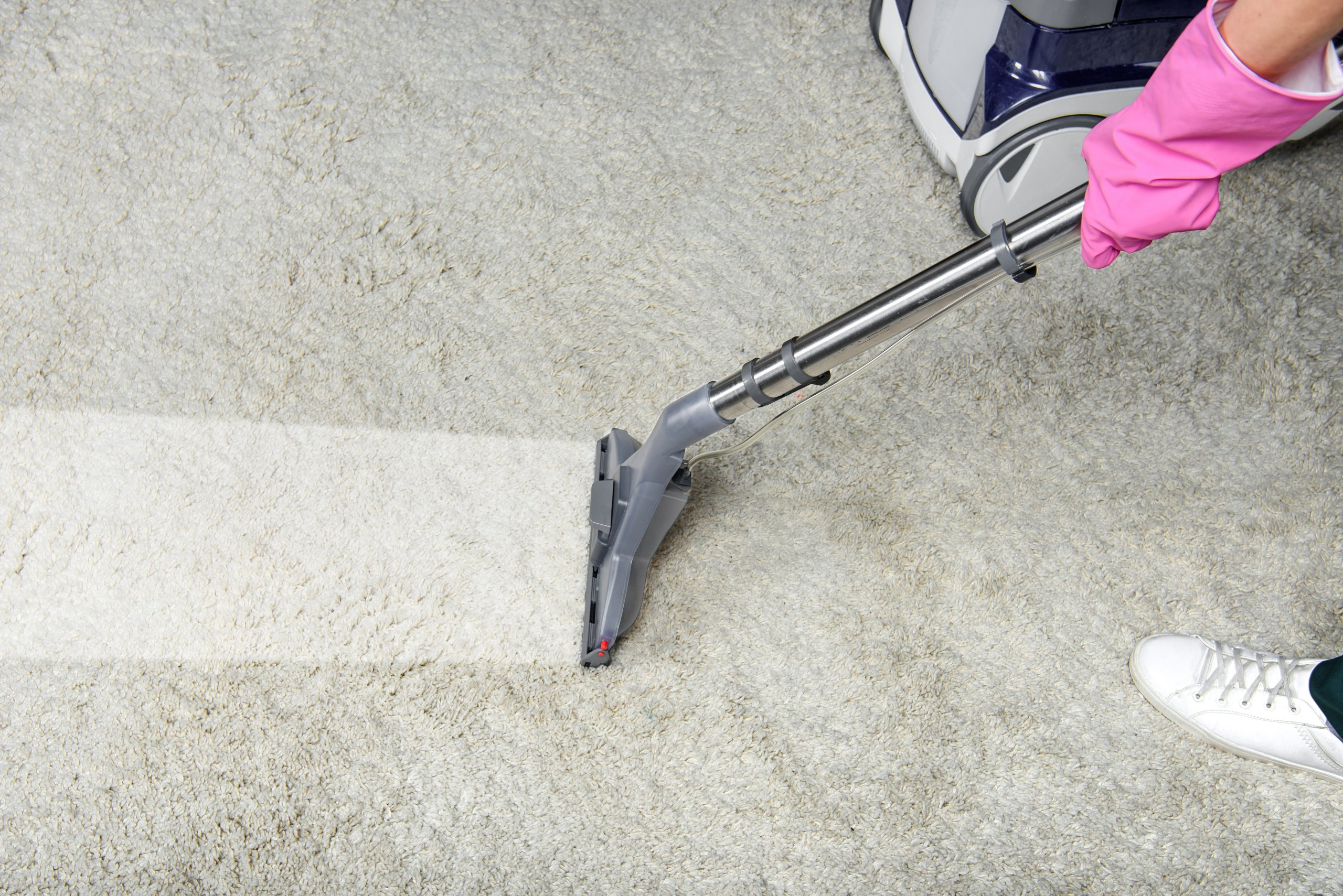 Commercial Cleaning - Carpets